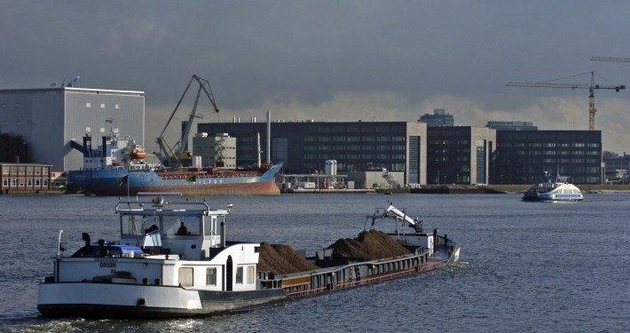 Drie verbeteringen in service Barge Planning