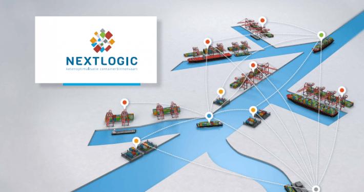Informatieplatform Nextlogic in de steigers