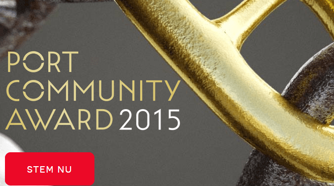Port Community Award gaat internationaal