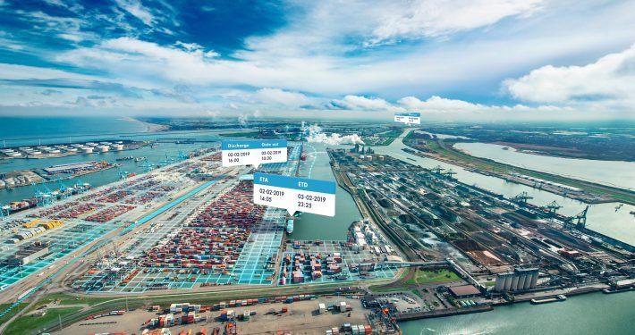 Havenbedrijf brengt Boxinsider onder bij Portbase